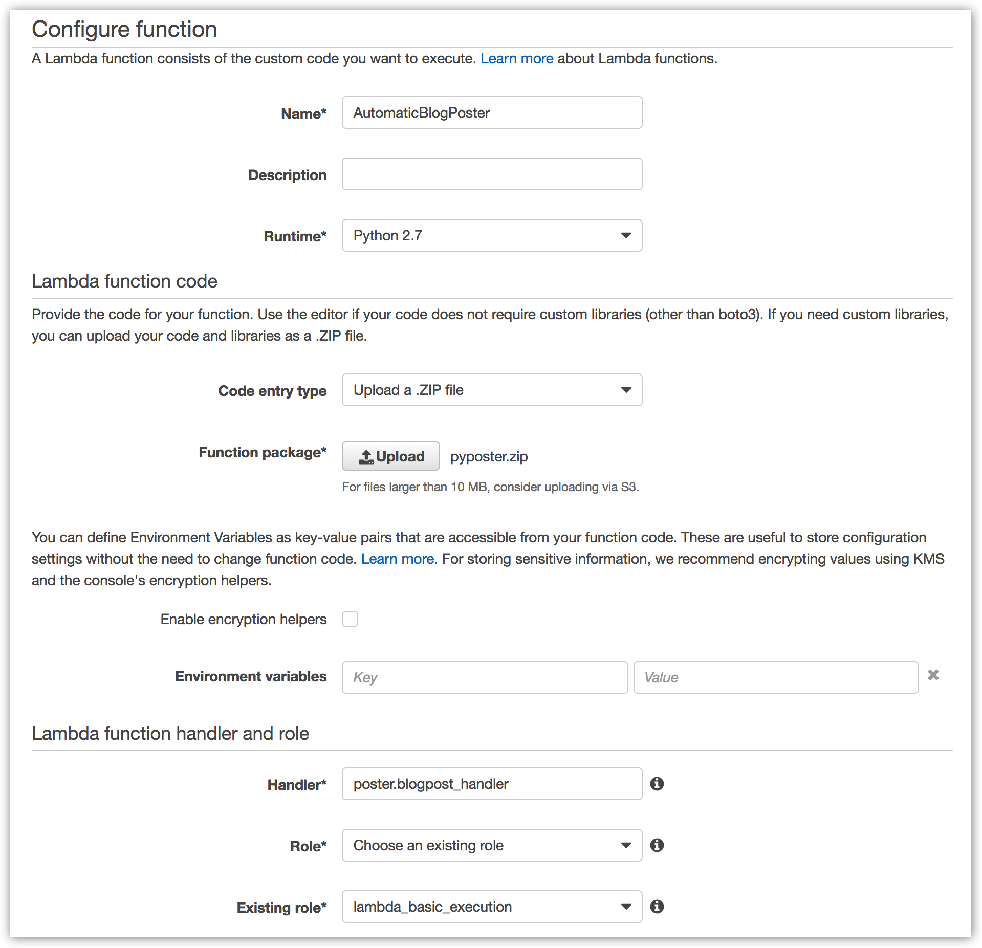 Automating Confluence Posts with Amazon Cloud (AWS) | Rustam